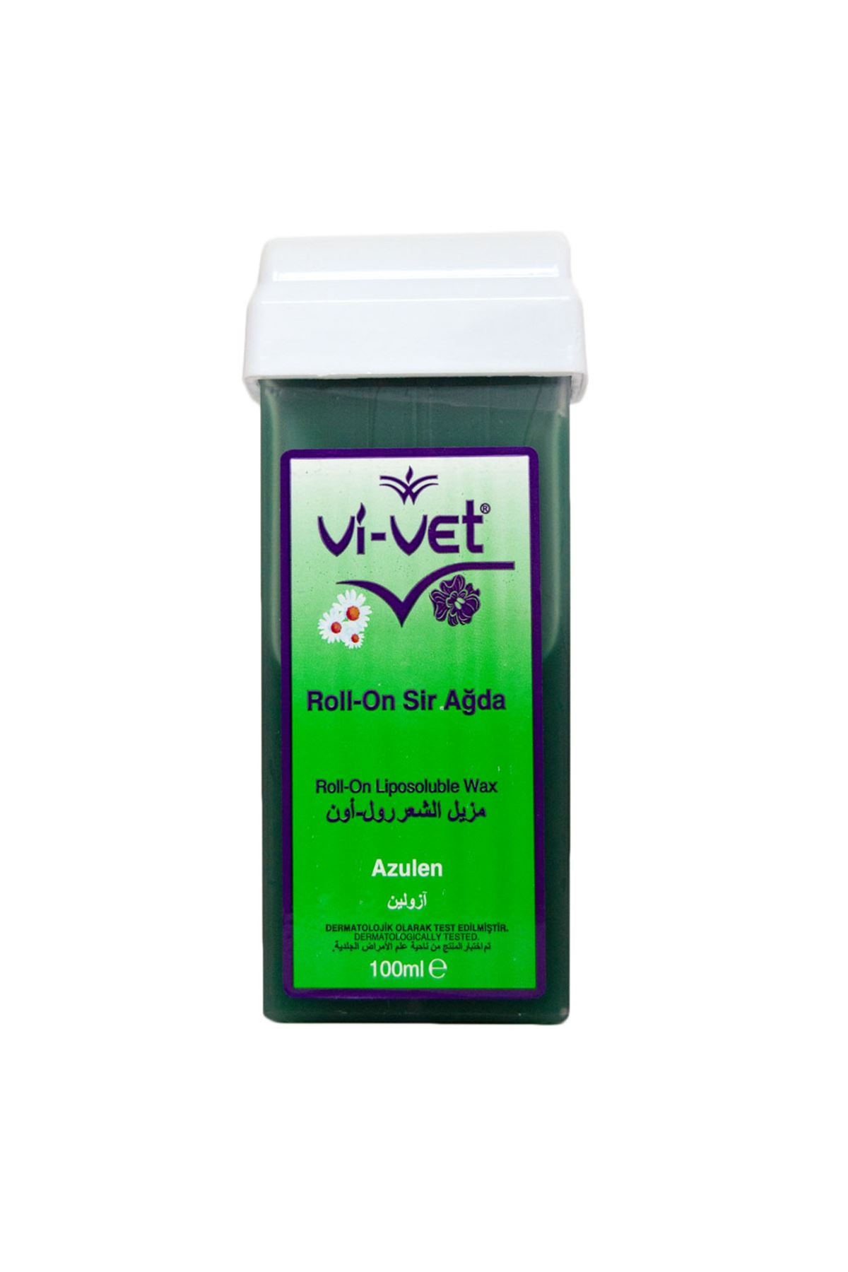 Vi-Vet Sir 100 ML Kartuş Roll-On Azulen