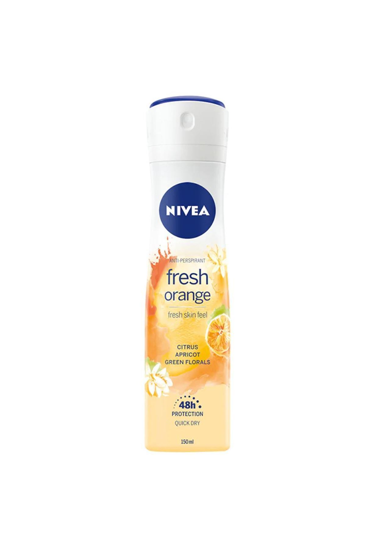 Nivea Fresh Orange Deodorant Kadın 150 ML