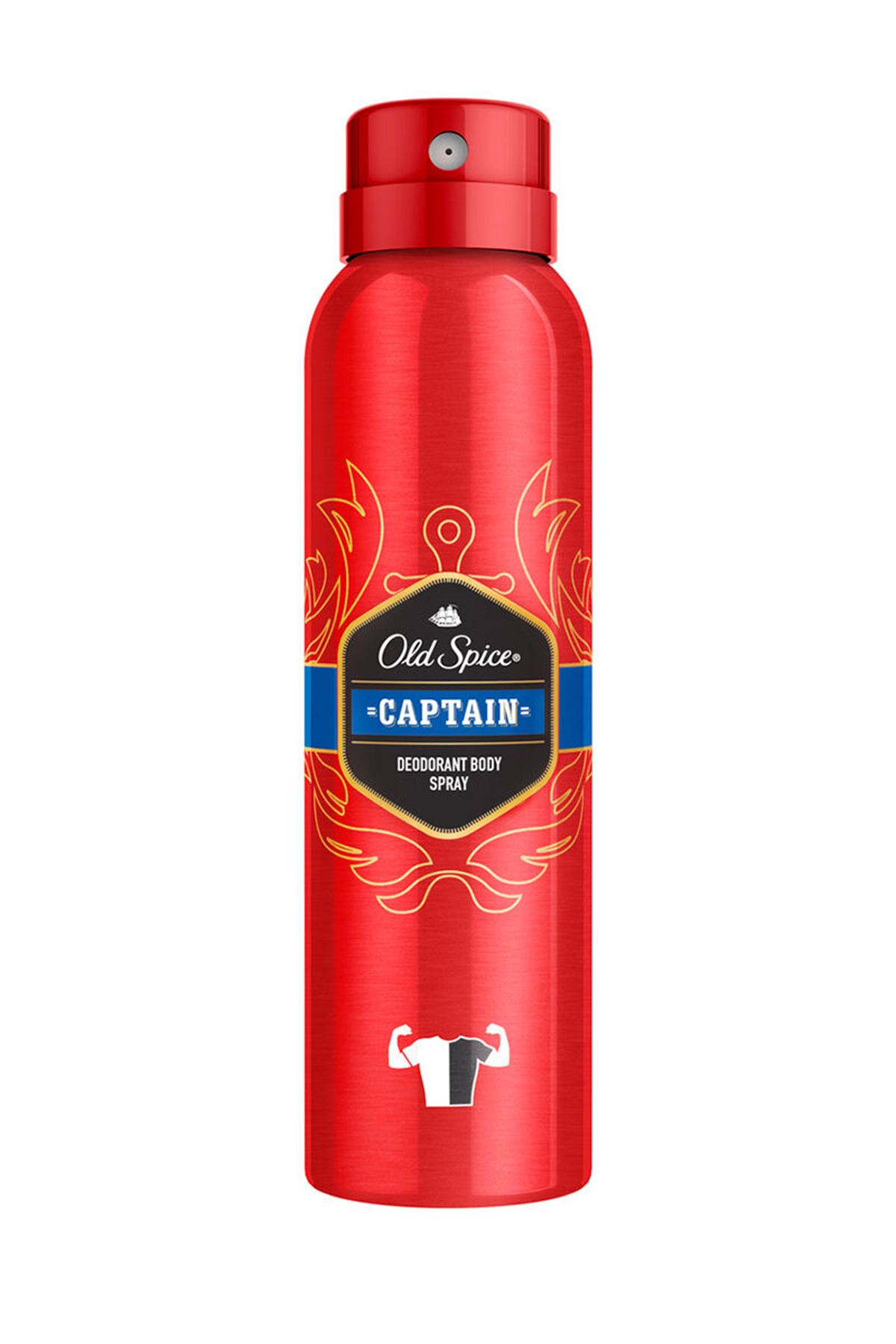 Old Spice Deodorant Captain 150 ml