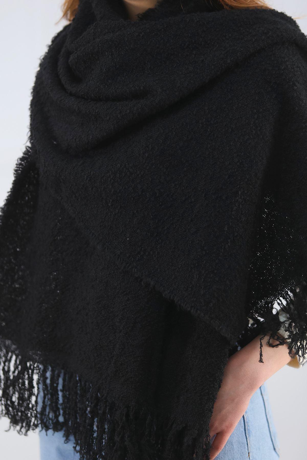 Buklet Şal Siyah - 4694.1330.