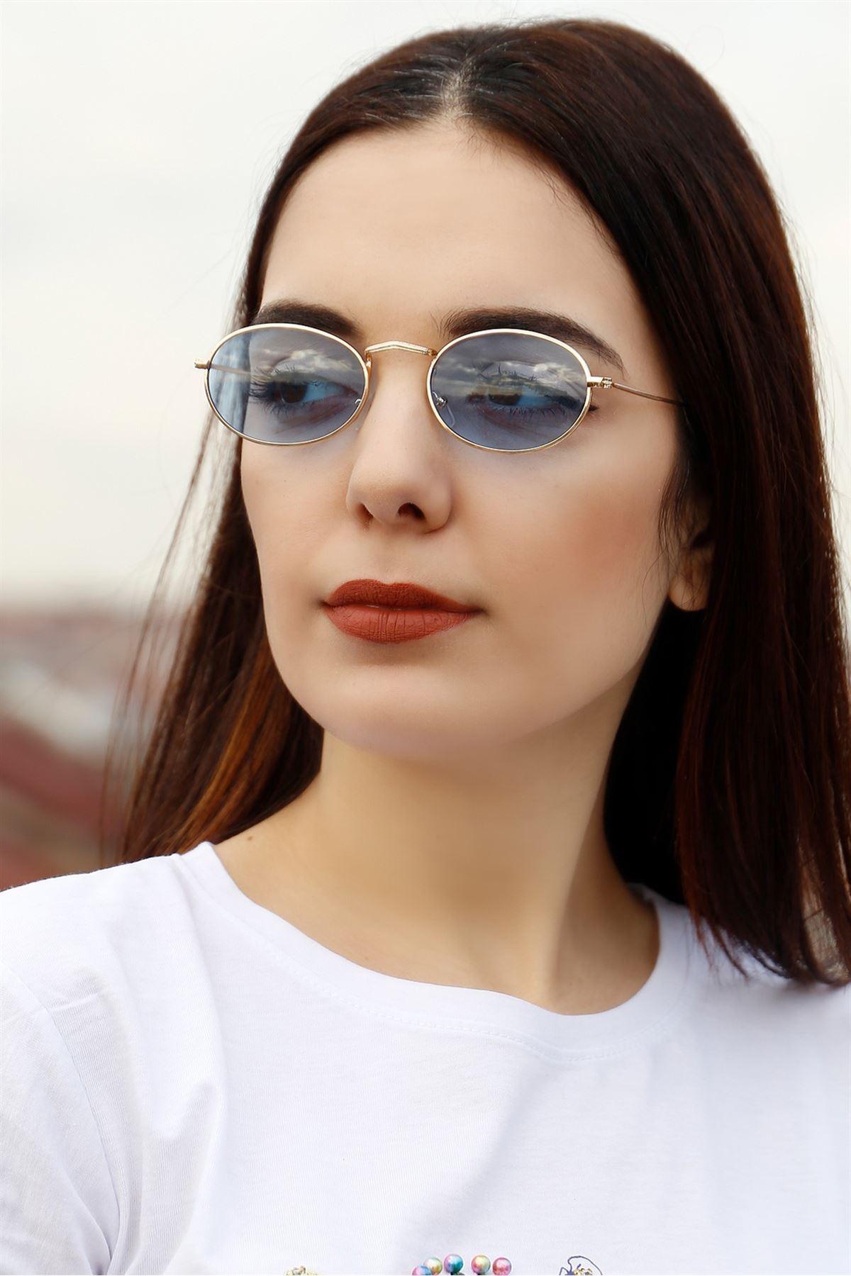 Kutulu Gözlük Mavi - 7046.0034.