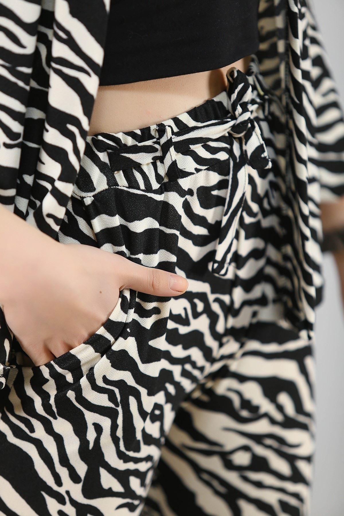 İkili Takım Zebra - 4985.716.