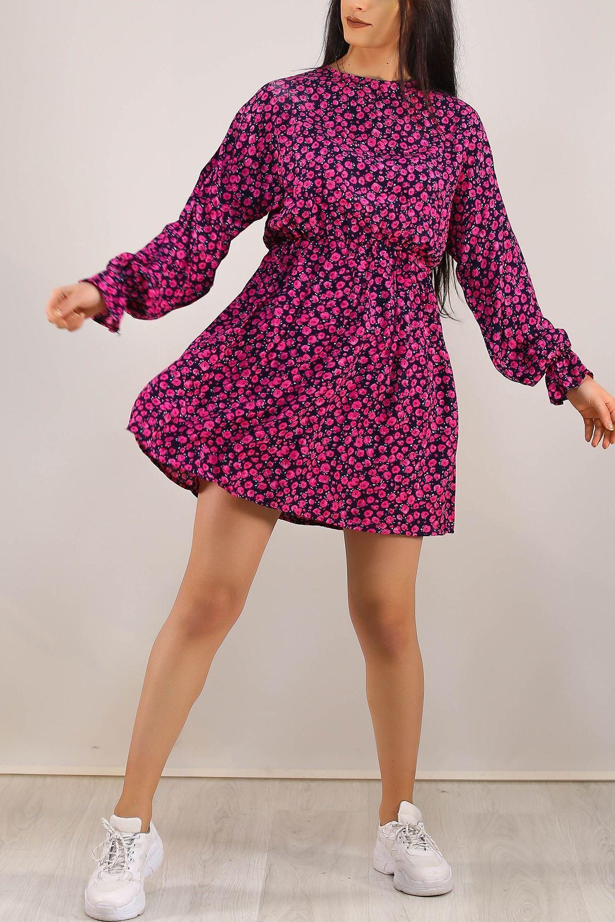 Dokuma Elbise Pembesiyah - 5071.701.