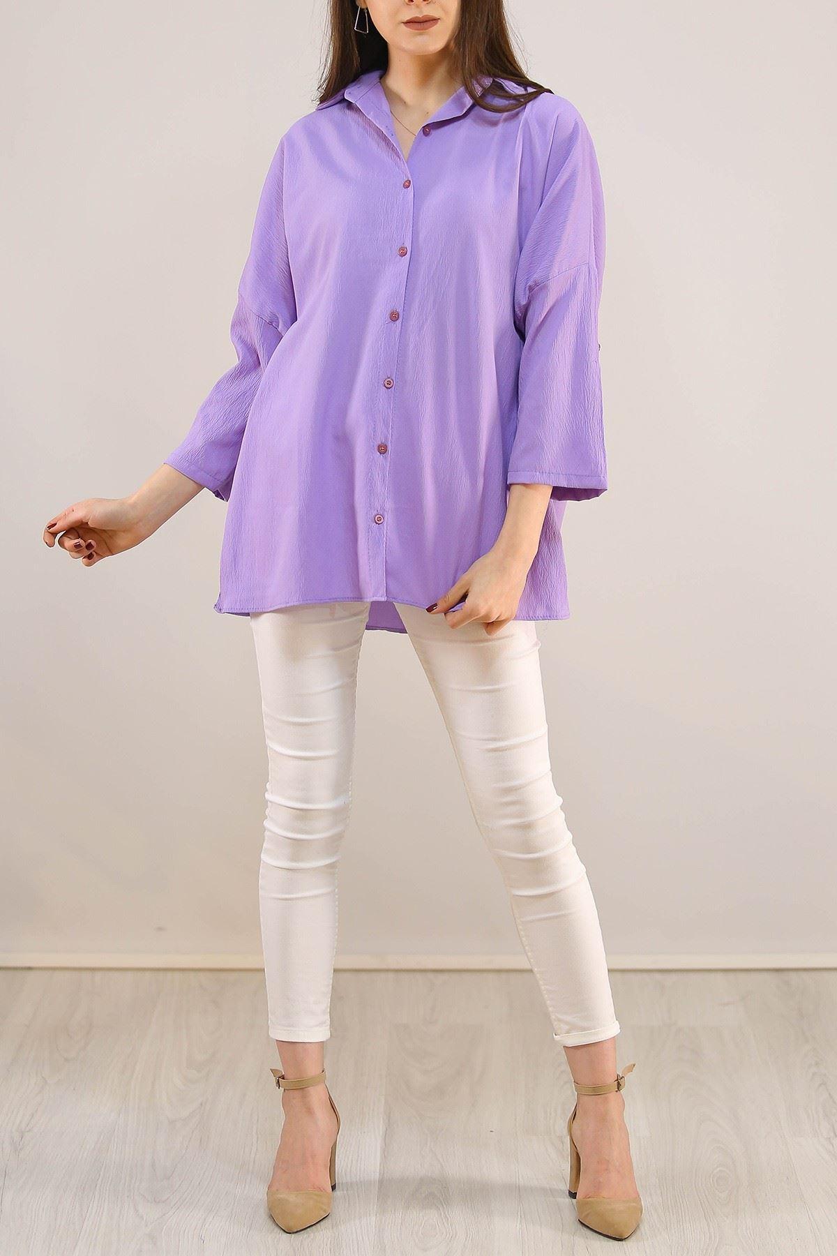 Salaş Gömlek Lila - 4806.701.