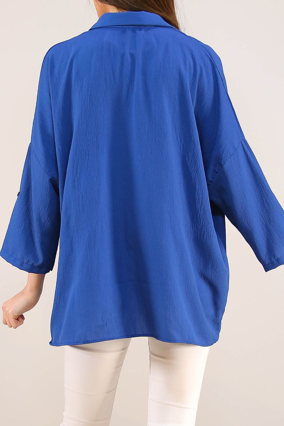 Salaş Gömlek Mavi - 4806.701.