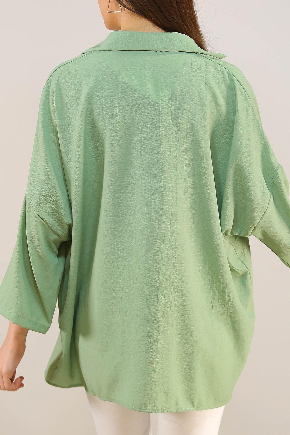 Salaş Gömlek Mint - 4806.701.