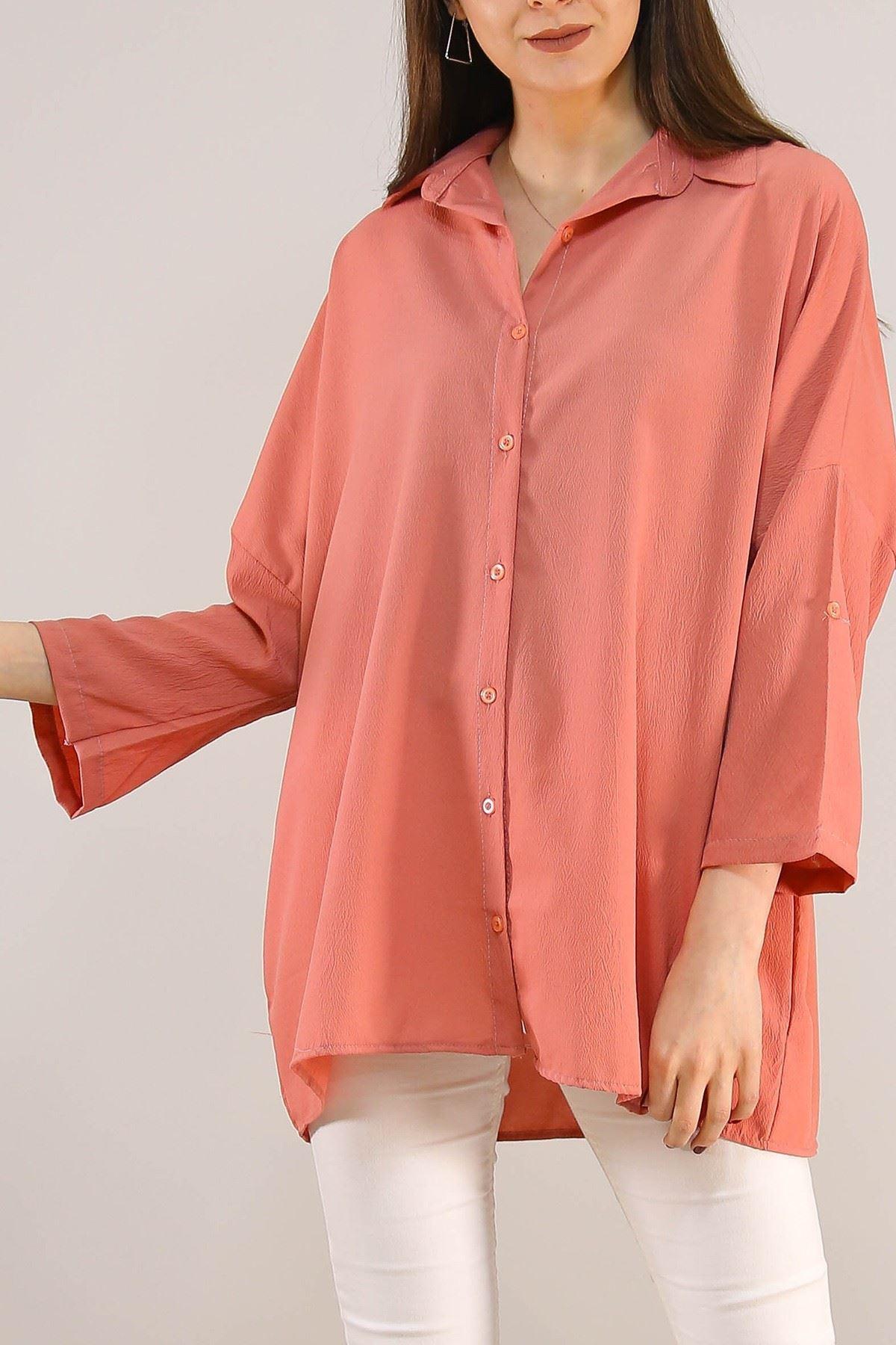 Salaş Gömlek Pembe - 4806.701.